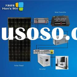 3kw home solar electricity system