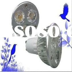 3w 12w led recessed ceiling down light gu10 4w