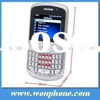 4 Sim Card TV Cell Phone L168 with Qwerty Keyboard