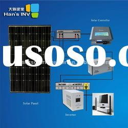 4kw home solar electricity system HI-S4000A