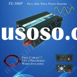 500w Solar Inverter Off Grid 12V/24V DC to AC 100V
