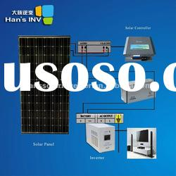 5kw home solar power electricity system