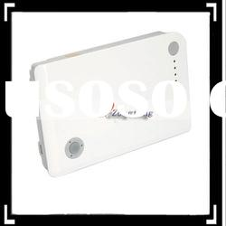 """6 Cell 10.8V 4400mAh Notebook Battery for Apple iBook G3 G4 12"""" A1061 M8403 M8433 (White)"""