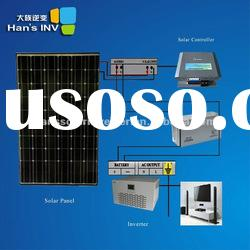 6kw home solar power electricity system
