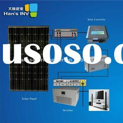 7kw home electricity solar systems