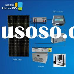 8kw home electricity solar power systems