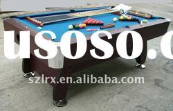 9ft pool table with auto ball-return system