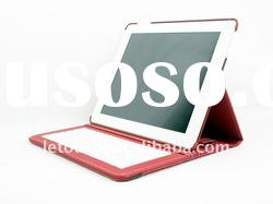 ABS Wired Keyboard learther Case for iPad 2