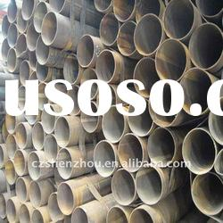 ASTM A106 B ERW carbon steel pipes