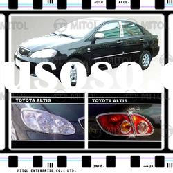 Auto Accessory Chrome Rim For Toyota Altis 07-on, Auto Parts