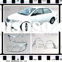 Auto Accessory Chrome Rim For Toyota Corolla 05-07, Auto Parts