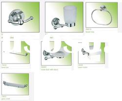 Bathroom Accessories ,soap holder, paper holder, towel bar