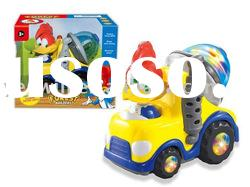 Battery Cartoon Car, Battery Operated Car with light & music