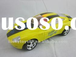 Battery powered toy car,Light up electric rc car