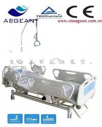 CE Approved 3-Function Electric Hospital Adjustable Bed