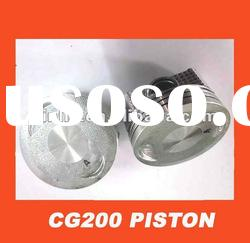 CG200 MOTORCYCLE PISTON