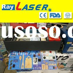 CO2 laser machine RL3060GU, mini laser cutting machine
