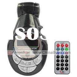 Car MP3 Player Best Design Seem As Chinese Lute Shaped