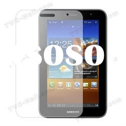 Clear LCD Screen Protector for Samsung Galaxy Tab 7.0 Plus P6200 / P6210