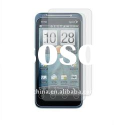 Clear Screen Protector Film for HTC Evo Shift 4G