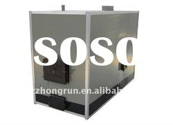 Coal Heating System for Greenhouse & Poultry