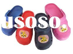 Cute Children's EVA clogs sandal shoes
