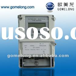 DDS5558 Single phase electronic(energy) kwh meter