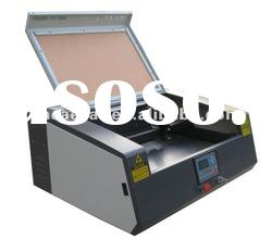 Desktop ABS plastic laser cutting engraver machine