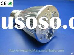E27 Par 3*2W high power led light