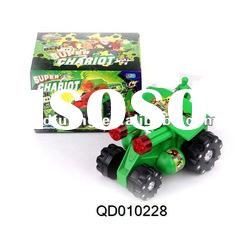 Electronic toy car with music and light, Battery Operated toy