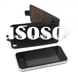 Flip Leather Cases For Iphone 4