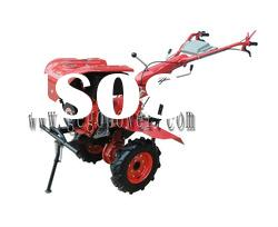 GEGO 1100A 178F diesel engine power rotary tiller agricultural equipment