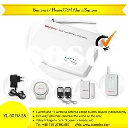 GSM SMS Home Alarm System Mobile Call Auto-Dial rc (YL-007M3B-A)