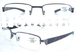 Half Frame Metal Reading glasses(RM94039)