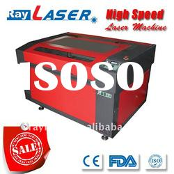 High speed laser plotter machine Rotary, RL6090/90120HS laser engraving cutting machine CO2