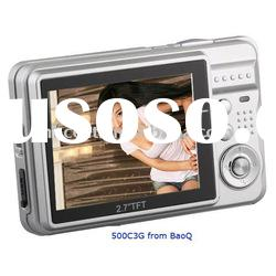 "Hot!!Cheap 12 MP Digital Camera with 2.7""LCD Screen"