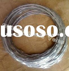 Hot Sale Galvanized RAZOR Barbed Wire Manufacturer