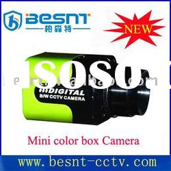 Hot sale Coll outer Covering Mini CCTV Box Camera BS-530A