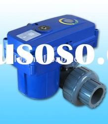 KLD160 2-way electric ball valve for automatic control,water treatment,chemical process