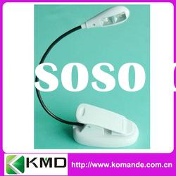 LED Book Light with clip for music concert