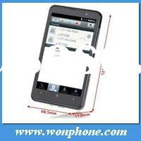 Large Screen Android 2.3 Dual Sim 3G Mobile phone H7300