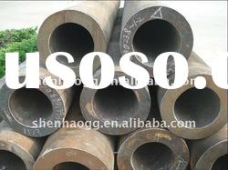 Low Price Black Seamless Steel Pipes