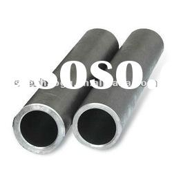 Low Price and High Quality Black Seamless Steel Pipes
