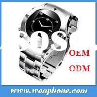 MQ006 watch mobile phone with bluetooth cameras