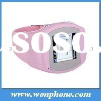 MQ007 Watch mobile Phone with bluetooth camera