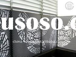 Metal facade/decorative wall panel(ISO9001,CE)