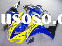 Motorcycle fairing kit for CBR1000 CBR1000RR 08 09 2008-2009 BLUE&YELLOW