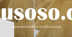 Natural White Oak Solid Wood Flooring