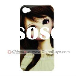 New Cute Charming Silicone Back Case Cover For iPhone 4G
