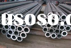 Offer Low Price and High Quality Black Seamless Steel Pipes